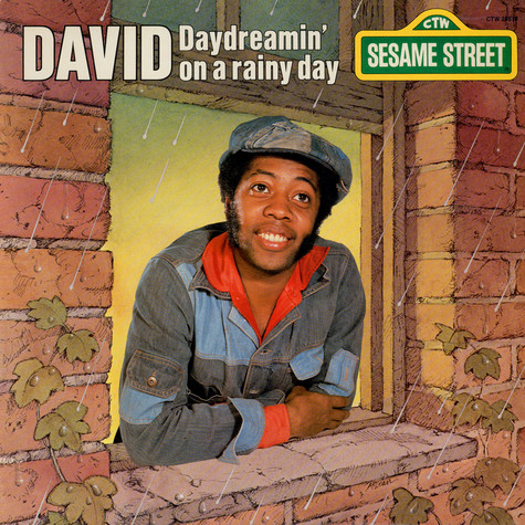 Sesame Street - David Daydreamin' On A Rainy Day