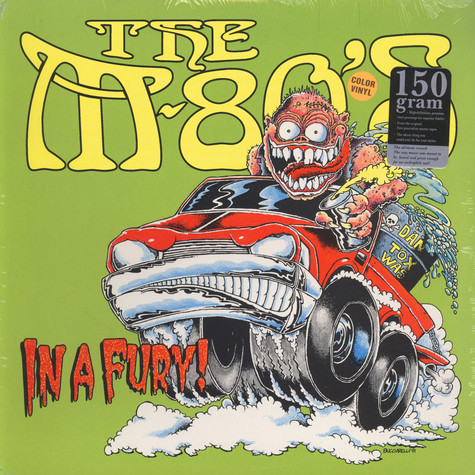 M-80's, The - In A Fury