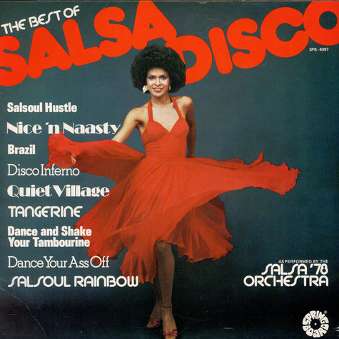 Salsa '78 Orchestra, The - The Best Of Salsa Disco