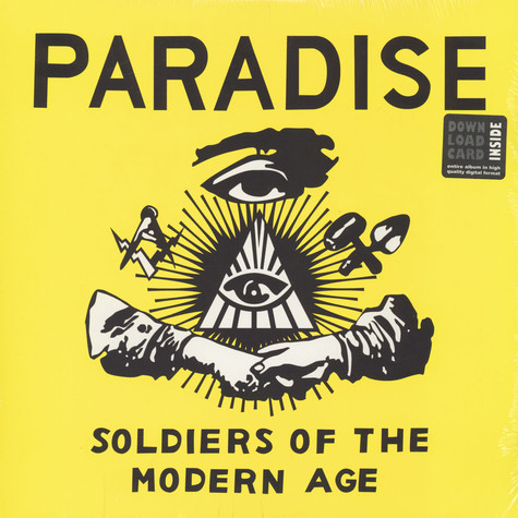 Paradise - Soldiers Of The Modern Age