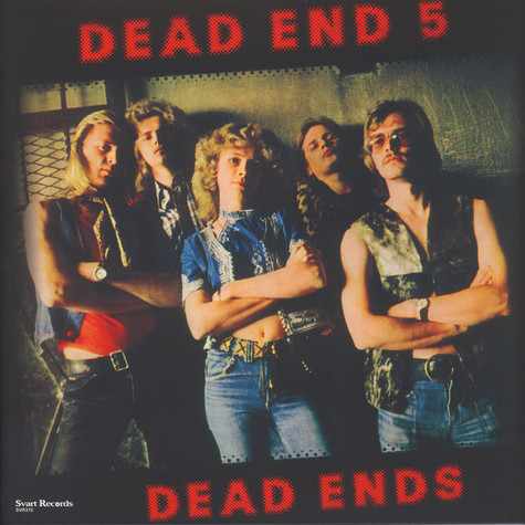 Dead End 5 - Dead Ends Red Vinyl Edition