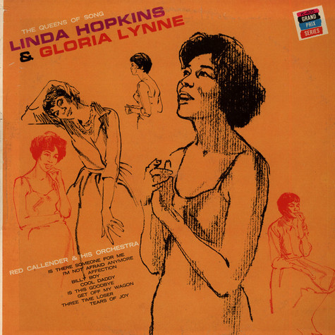 Linda Hopkins & Gloria Lynne, Red Callender & His Orchestra - The Queens Of Song