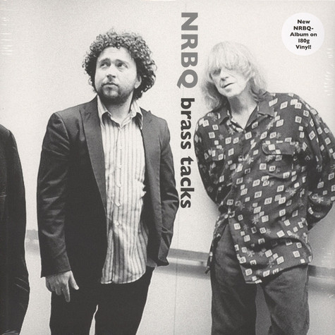 NRBQ - Brass Tacks