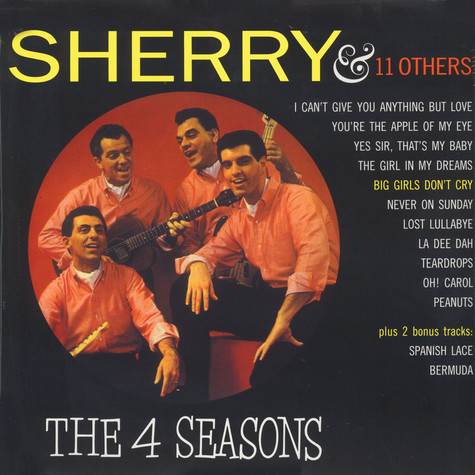 Four Seasons, The - Sherry & 11 Others