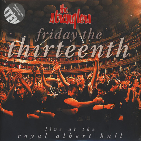 Stranglers, The - Friday The 13Th - Live At The Royal Albert Hall