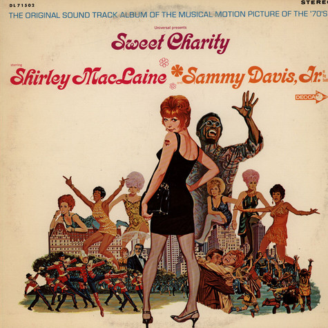 Shirley MacLaine And Sammy Davis Jr. - OST Sweet Charity