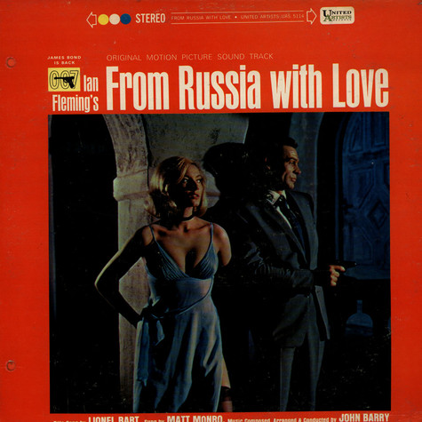 John Barry - OST From Russia With Love