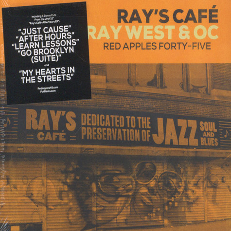 Ray West & OC - Ray's Cafe Deluxe Edition
