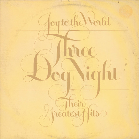 Three Dog Night - Joy To The World