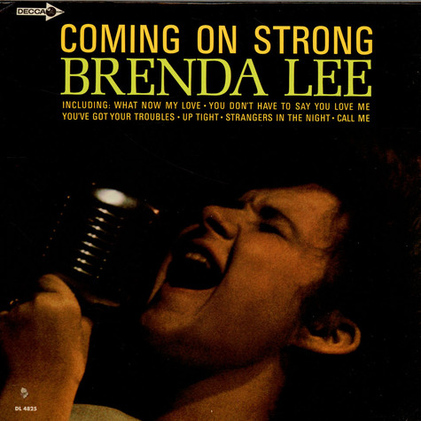 Brenda Lee - Coming On Strong