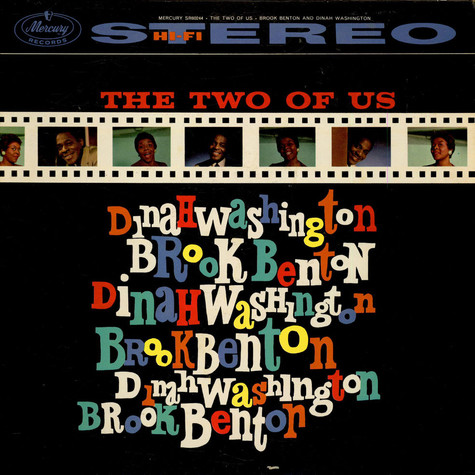 Dinah Washington And Brook Benton - The Two Of Us