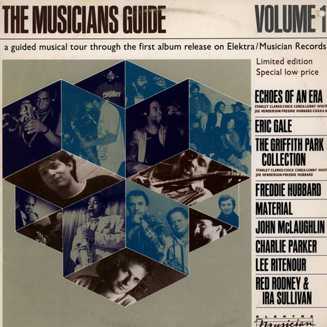 V.A. - The Musicians Guide Volume 1