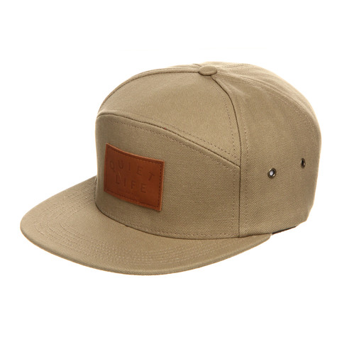 The Quiet Life - Hybrid 5-Panel Cap