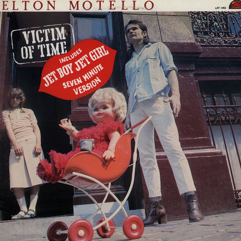 Elton Motello - Victim Of Time