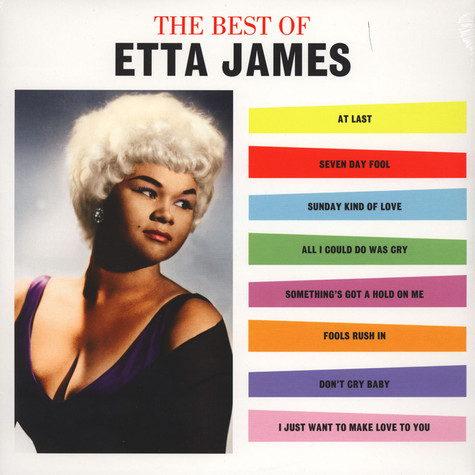 Etta James - The Best Of