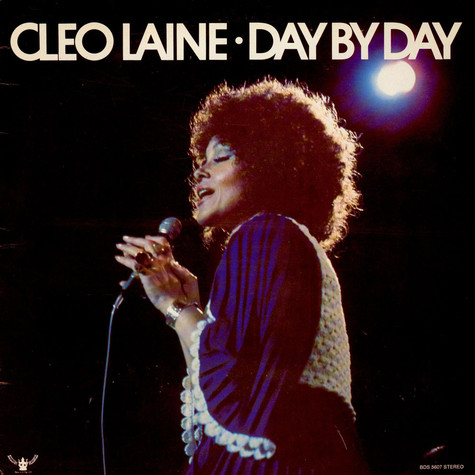 Cleo Laine - Day By Day