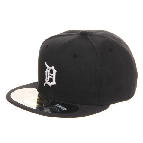 New Era - Detroit Tigers Home MLB Authentic 59fifty Cap