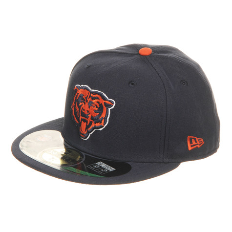New Era - Chicago Bears NFL On Field Game GSH 59fifty Cap