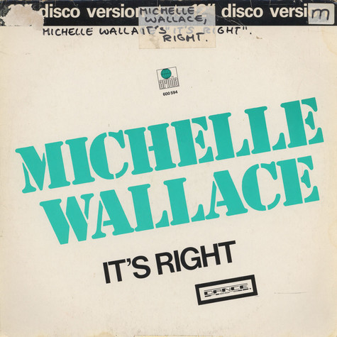 Michelle Wallace - It's Right