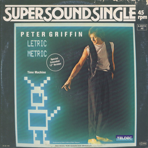 Peter Griffin - Letric Metric
