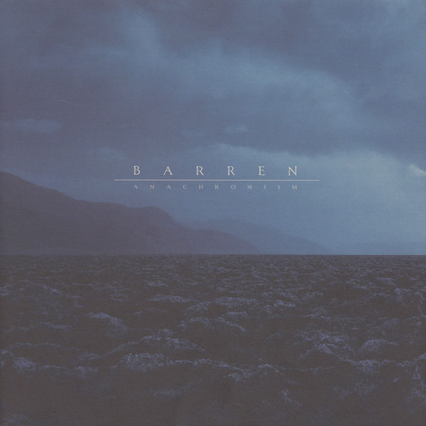 Barren - Anachronism