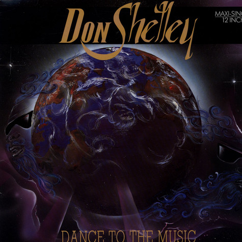 Don Shelley - Dance To The Music