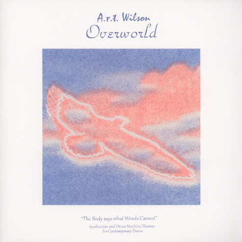 A.r.t. Wilson (Andras Fox) - Overworld White Vinyl Edition