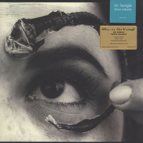Mr. Bungle - Disco Volante Clear Vinyl Edition