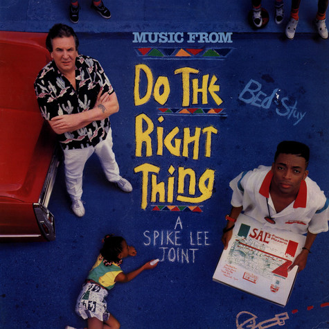 V.A. - Music From - Do The Right Thing