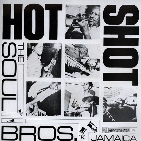Soul Brothers, The - Hot Shot