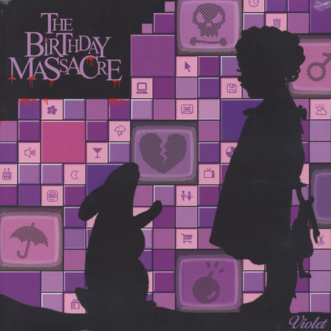 Birthday Massacre, The - Violet