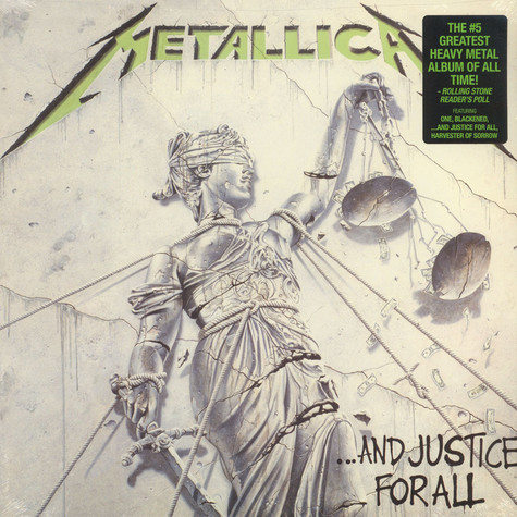 Metallica - ... And Justice For All