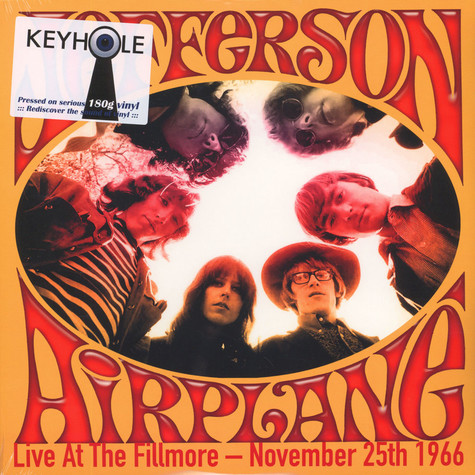 Jefferson Airplane - Live At The Fillmore - November 25th 1966