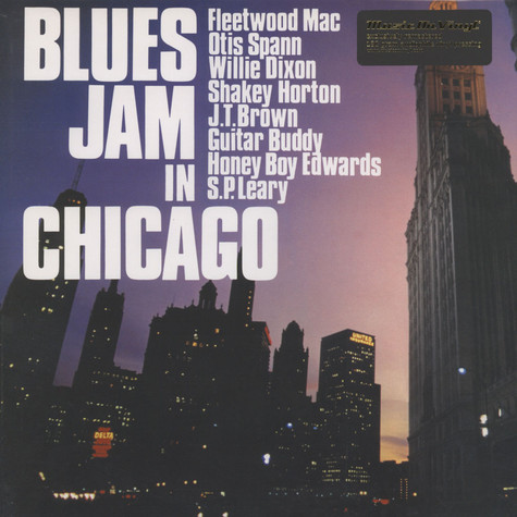 Fleetwood Mac - Blues Jam In Chicago 1 & 2