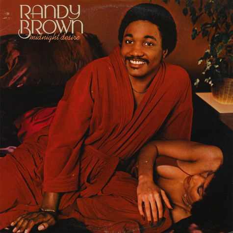 Randy Brown - Midnight Desire