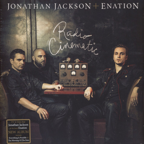 Jonathan Jackson & Enation - Radio Cinematic
