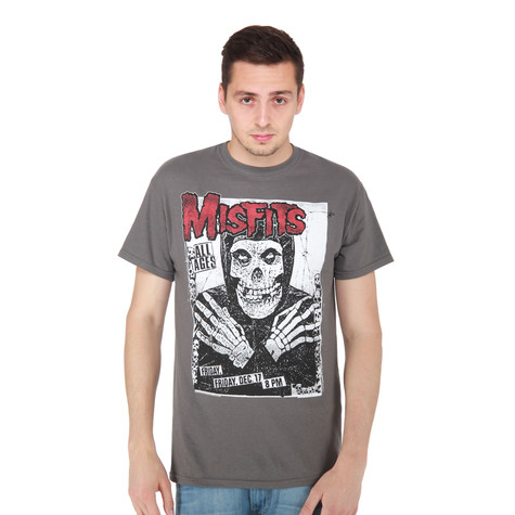 Misfits - All Ages Skeleton T-Shirt