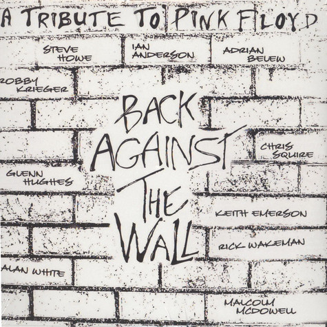 V.A. - A Tribute To Pink Floyd - Back Against The Wall