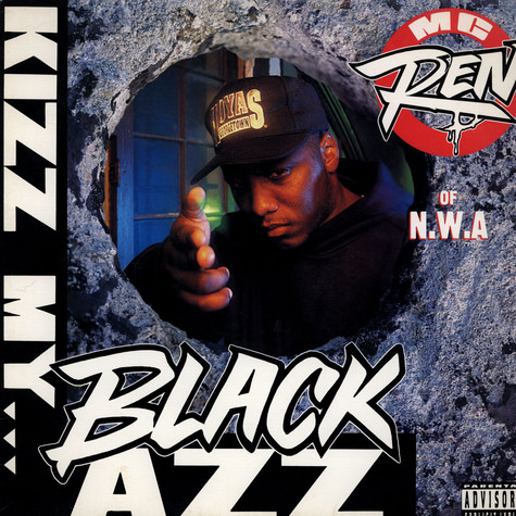MC Ren - Kizz My Black Azz