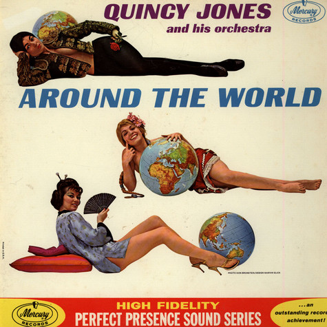 Quincy Jones And His Orchestra - Around The World
