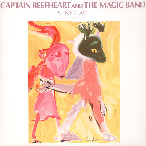 Captain Beefheart And Magic Band, The - Shiny Beast (Bat Chain Puller)