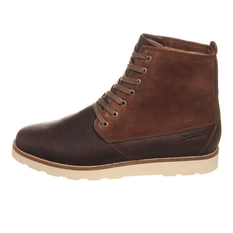 Pointer - Caine WP Pull-Up Leather / Nubuck