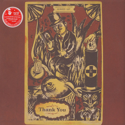 Slim Cessna's Auto Club - Always Say Please And Thank You