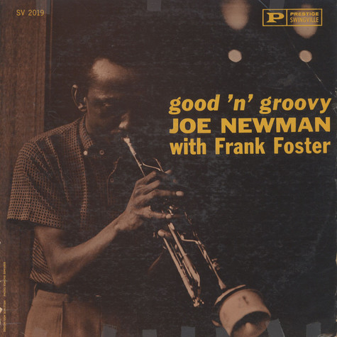 Joe Newman With Frank Foster - Good 'n' Groovy