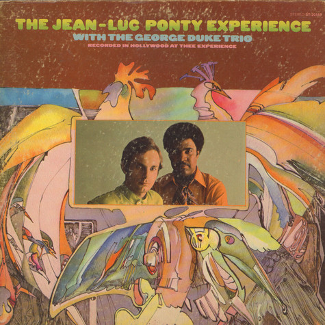 "Jean-Luc Ponty ""Experience"" With George Duke Trio - The Jean-Luc Ponty Experience"