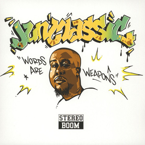Junclassic - Words Are Weapons Green Vinyl Edition
