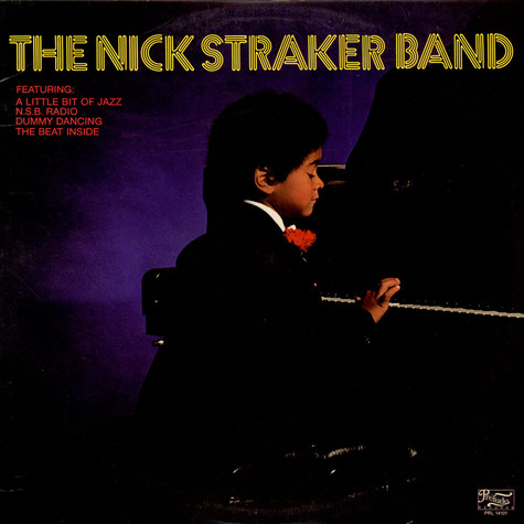Nick Straker Band - The Nick Straker Band