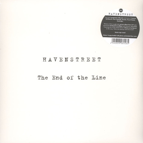 Havenstreet - The End Of The Line / Perspectives