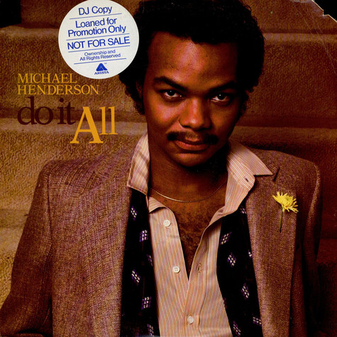 Michael Henderson - Do It All