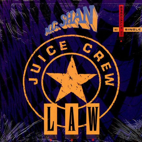 MC Shan - Juice Crew Law / They Used To Do It In The Park